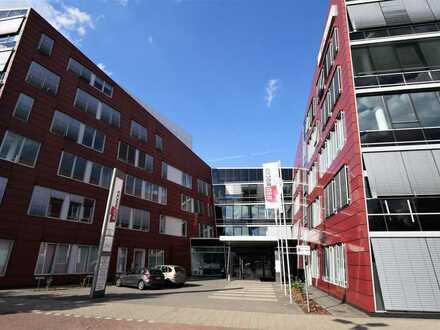 Letzte hochwertige Bürofläche in den Düsseldorfer Red-Rocks