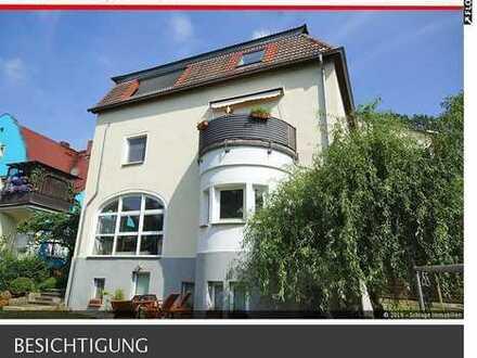 +++DRESDEN-LOSCHWITZ+++ Großzügige Wohnung in traumhafter Lage mit Balkon!