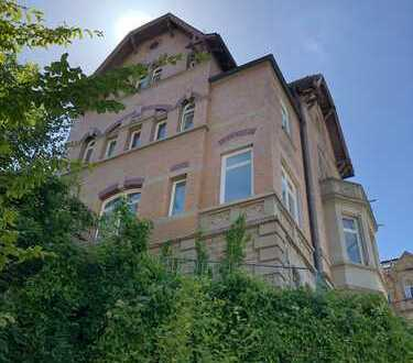 Stuttgart-Mitte - Altbaucharme - top neu saniert 4 Zimmerwohnung zu vermieten