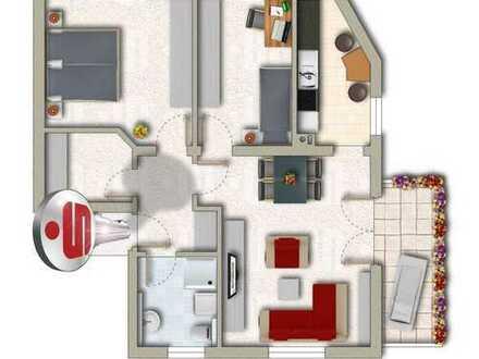 Wohnung mit Weitblick- Theley