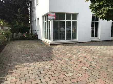 1A Lage: neuwertiges Geschäftshaus für Ihren neuen Standort oder als Kapitalanlage
