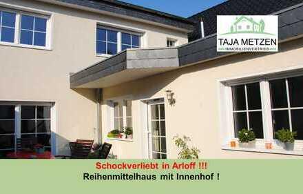 Schockverliebt in Arloff !!! Reihenmittelhaus mit Innenhof