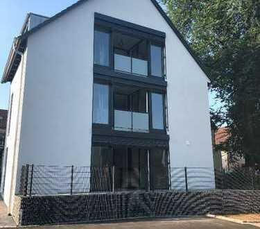 Außergewöhnliche Neubauwohnung in Leonberg-Eltingen zur Miete