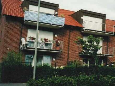 Gepflegte 2-Zi- Woh. 67 qm, Dachgeschoss Zentrum Greven Reckenfeld in ruhigem, gepflegten Haus