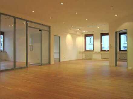 Modernes, helles Büro mit Tiefgaragenstellplätzen in Winterhude