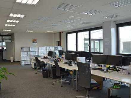 FREI: 291 m² großes Büro, Großraumbüro für Vertrieb und Verwaltung