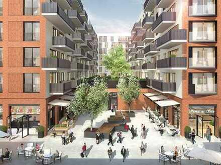 Gemütliche 2-Zimmer-Wohnung im Neubauprojekt KPTN