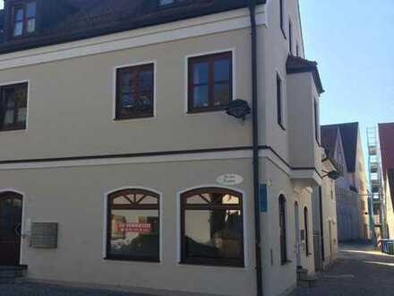 Gewerbefläche in der Altstadt von Schrobenhausen zu vermieten
