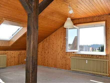 3 Zimmer-Wohnung mit Gartenanteil in Wolterdingen in Naturrandlage