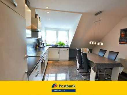 Maisonettewohnung mit 2-5 Zimmern in ruhiger Lage von Wersten