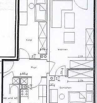 Günstige 3-Zimmer-Wohnung in Lengenfeld