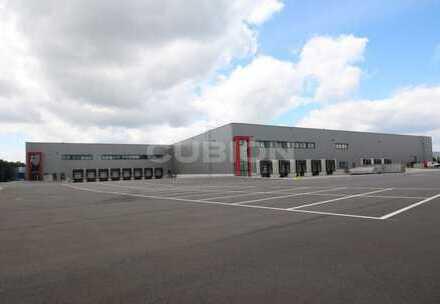 Moderne Logistikimmobilie zum Erstbezug - DGNB Gold Standard