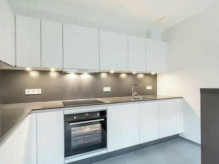 Erstbezug, umfassend modernisiert, Einbauküche