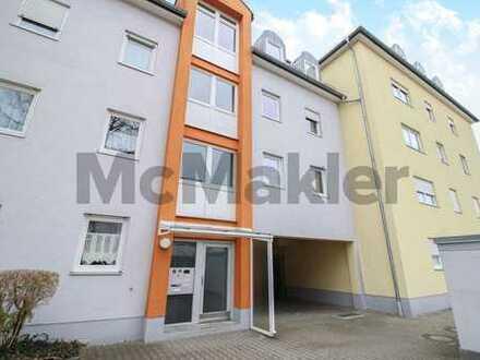 Kapitalanlage oder Eigennutzung: 3-Zi.-Whg. mit Garten und Terrasse nahe Augsburg