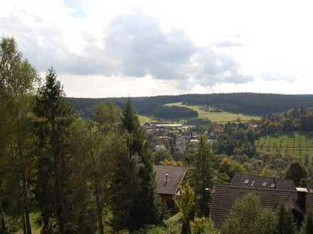 Panoramablick über den Schwarzwald Zwei Zimmer Wohnung in beliebter Wohnlage
