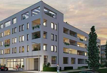 Wohnung mit Einbauküche und Balkon: exklusive 1-Zimmer-Wohnung in Freiham,München