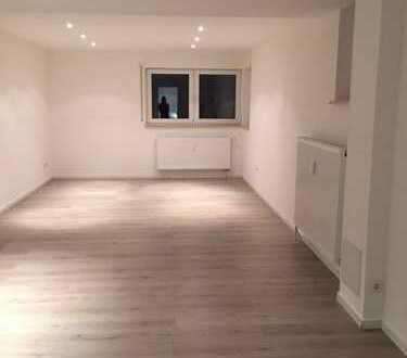 Vollausgestattet/-möbliert, 58 qm, 2,5 Zimmer