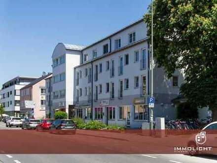 1-Zimmer Appartement u. TG-Platz in super zentraler Lage in Göggingen.