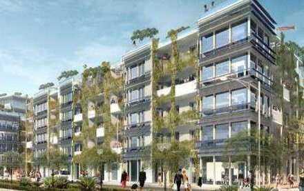Helle 4-Zimmer Wohnung mit Balkon und Dachterrasse // neuwertig // Wohnraumförderung möglich