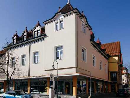 Stilvolles Geschäftshaus in Innenstadtlage von Biberach