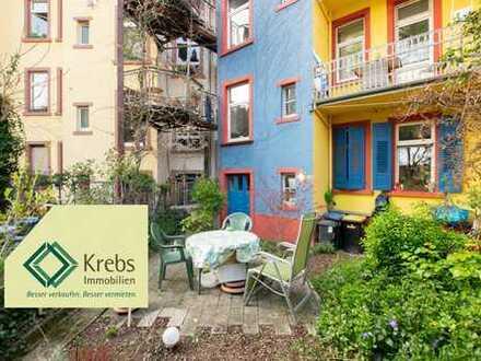 Seltene Gelegenheit: Tolles Mehrfamilienhaus mit Flair in der Weststadt
