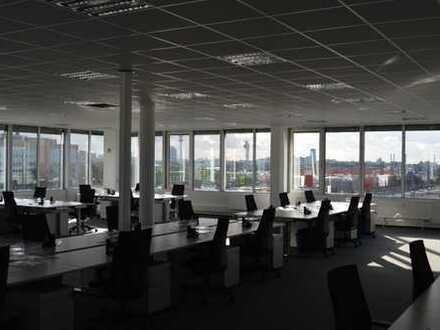 Bürogebäude mit flexiblen Innenausbau im Euro-Industriepark - Provisionsfrei