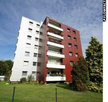 Gepflegte Etagenwohnung mit Fahrstuhl und Balkon (Römbke Immobilien KG)