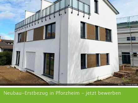 Neubau-Erstbezug! Modernes Reihenmittelhaus auf neuestem energetischen Standard....
