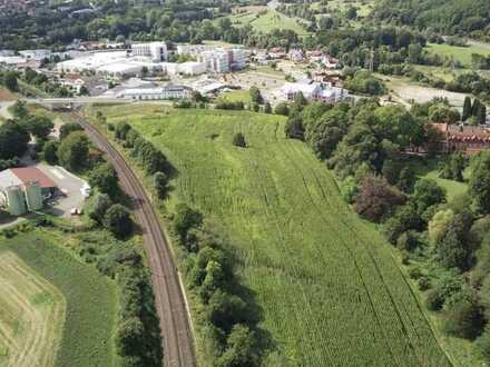 33.000 m2 Bauerwartungsland Industriepark Weyberhöfe