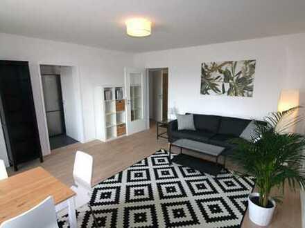 Schwanthalerhöhe, helle, Möblierte 2-Zi. Wohnung mit Aufzug u. Südbalkon