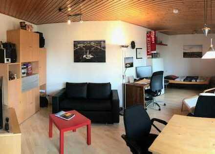 Gepflegtes und ruhiges 1 Zimmer Apartment in Weil der Stadt: Daimler 13km,Bosch 10 km,Porsche 17 km
