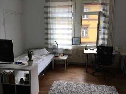 Voll möbliertes 21qm Zimmer im Herzen von Konstanz