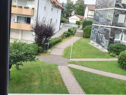 Die Natur zum Nachbarn: Hübsche 2-Zimmer-Eigentumswohnung mit Sonnenbalkon