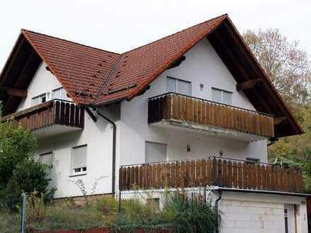 EFH mit Nebengebäude auf großzügigem Grundstück in Ortsrandlage von Lützelsachsen