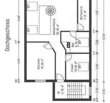 Renovierte Wohnung mit herrlichem Ausblick!