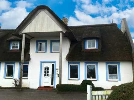 4 Appartements in einem sehr gepflegten Reetdachhaus in Winnemark an der Schlei