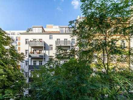 Sanierte Einzimmerwohnung in Berlins Toplage - Renovated one room apartment in Berlin's top location