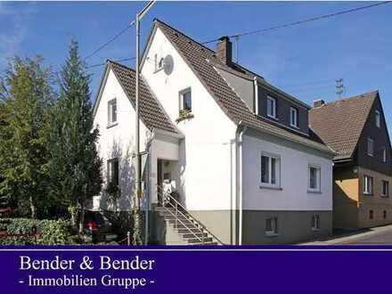 Einfamilienhaus mit Flair und großem Wintergarten im Zentrum von Altenkirchen!
