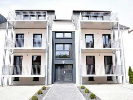 Hochwertige 4-Zi.-Wohnung, ruhige und zentrale Lage in Weißenhorn, Kreis Neu-Ulm