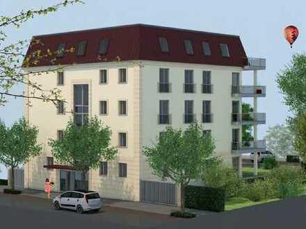 Traumhafte Dachgeschosswohnung mit Blick ins Grüne!!!