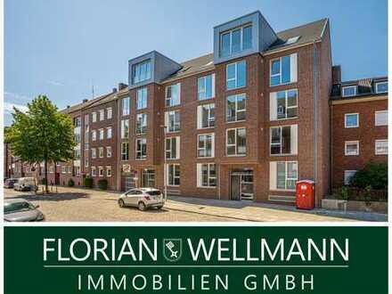 Bremen - Stephaniviertel | Moderne, hochwertige 2-Zimmer-Penthousewohnung mit Dachterrasse im Neubau