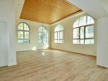 Viel Licht, viel Platz, hohe Räume - das besondere Angebot als Erstbezug