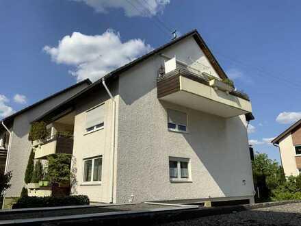 Schöne 4-Zimmer Wohnung mit zwei Balkonen in ruhiger Lage von Herbrechtingen
