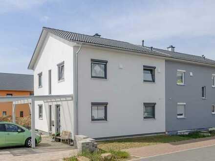 Doppelhaushälfte in sehr guter Lage von Cleebronn (Einzugsbereich Bietigheim)