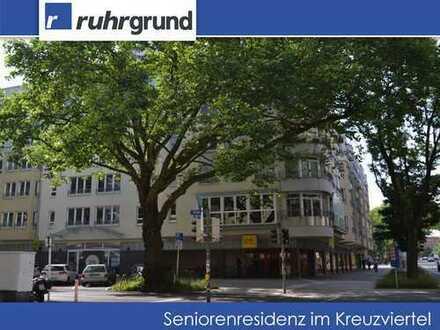 seniorengerechte Wohnung im Kreuzviertel!