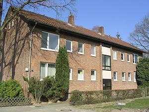 Günstige 3 ZKB im EG in Lingen, Hirschberger Straße
