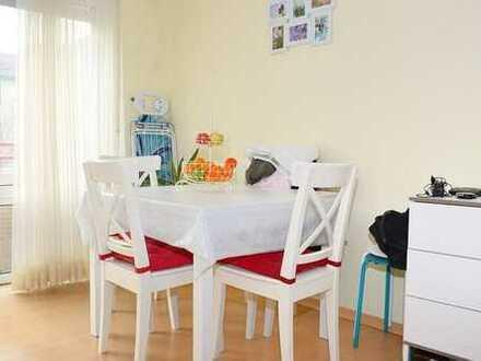 Richtig schönes 1-Zimmer-Appartement mit Südwest-Loggia in Nähe Hbf