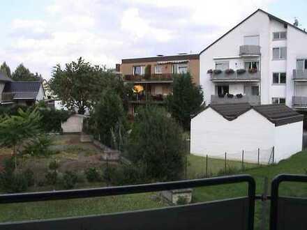 Helle 3-Zimmer-Wohnung mit Tiefgarage