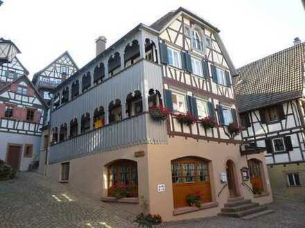 Gemütliche Wohnung in Schiltach zu verkaufen - einziehen und wohlfühlen!