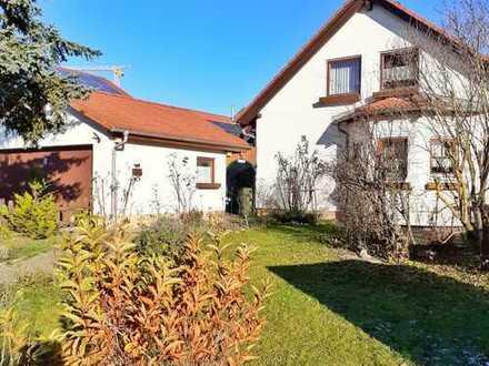 Gemütliches Familien-Nest in Schechingen: EFH mit 2 Badezimmern, Keller und Doppelgarage